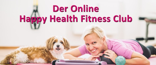 Der Online Happy Health Fitness Club