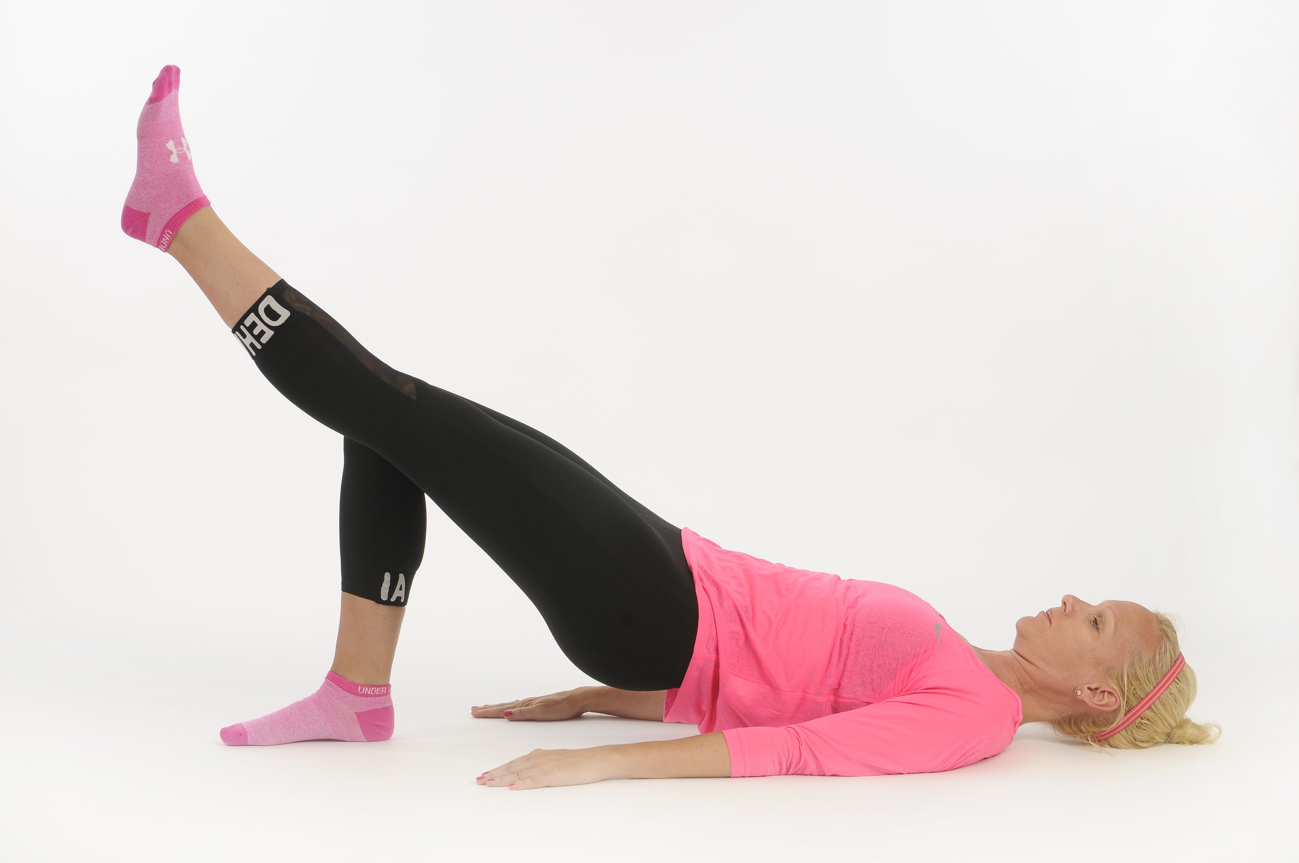 Pilates Übung 2