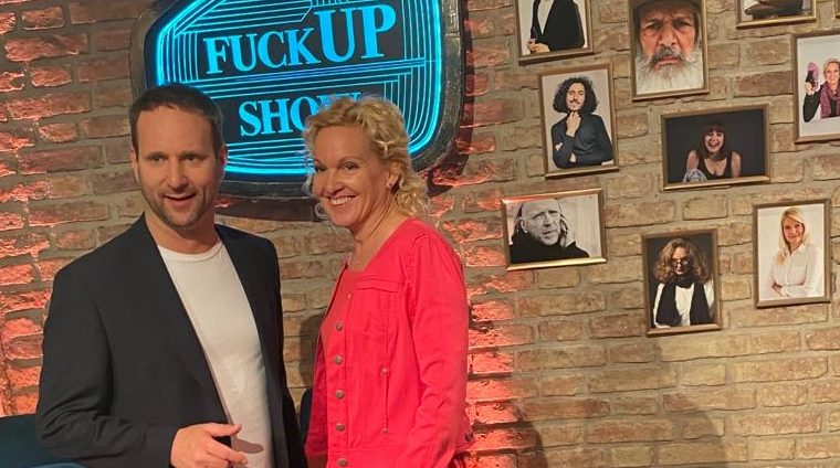 Matthias Strolz - Fuck Up Show