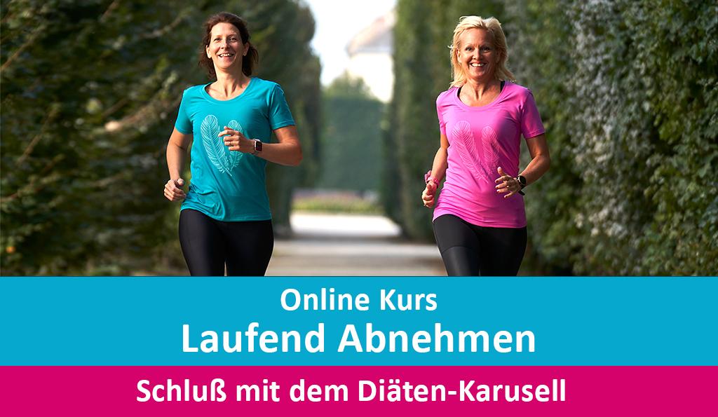 Online Kurs Laufend Abnehmen